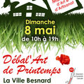 Débal'art de printemps 2011