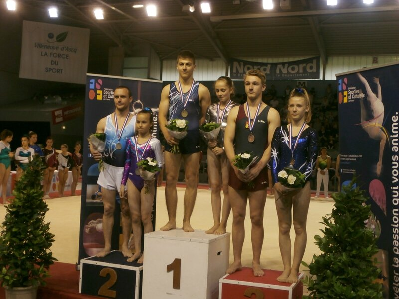 maia podium barres