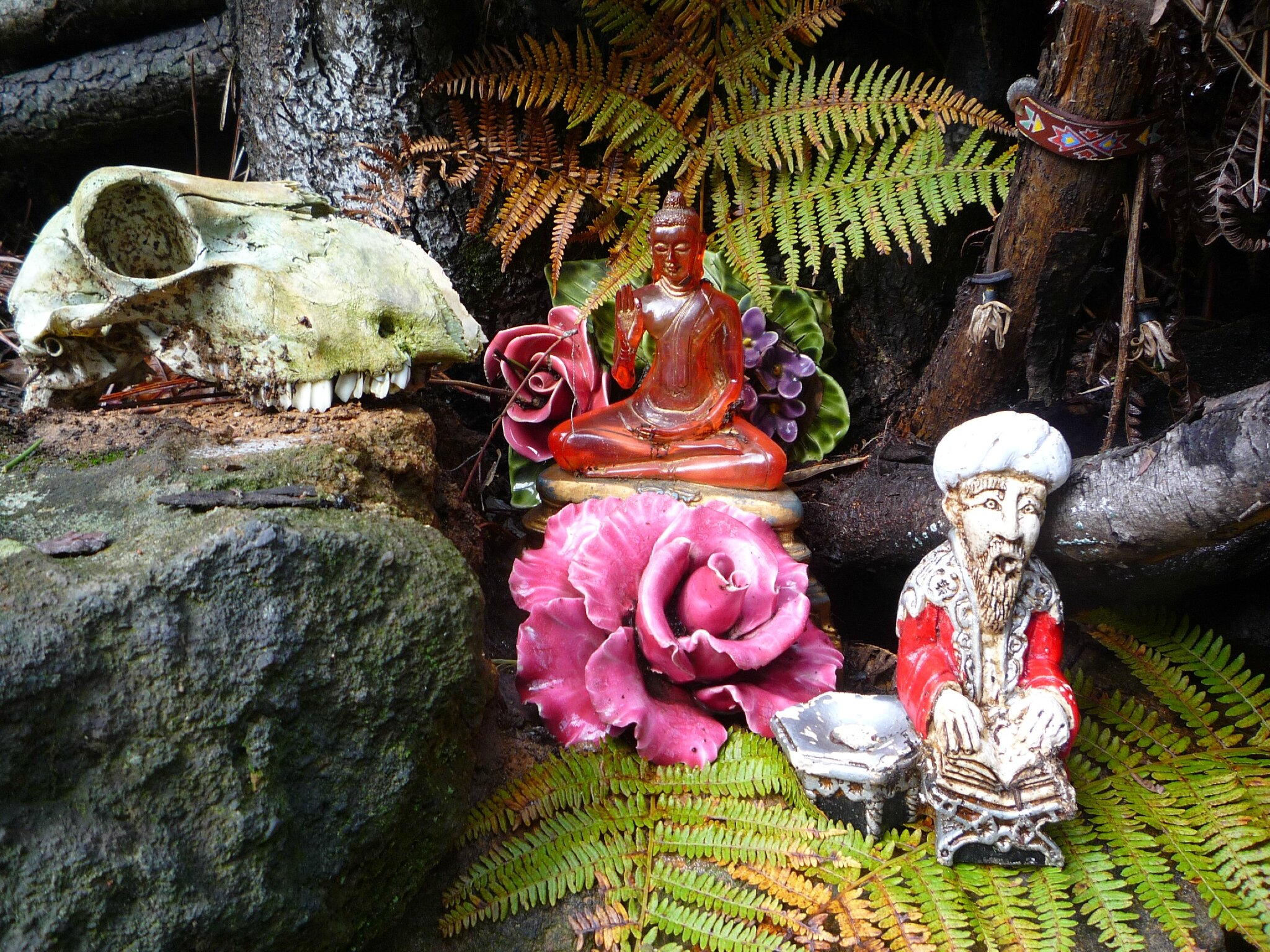 nains de jardin spirituels yurtao