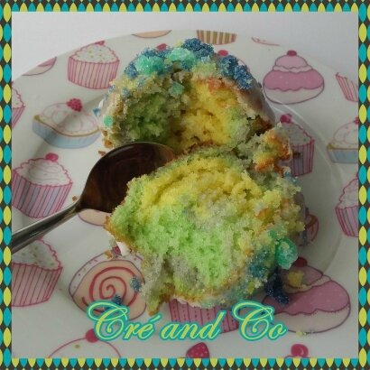 Cup Cake Carnaval 3