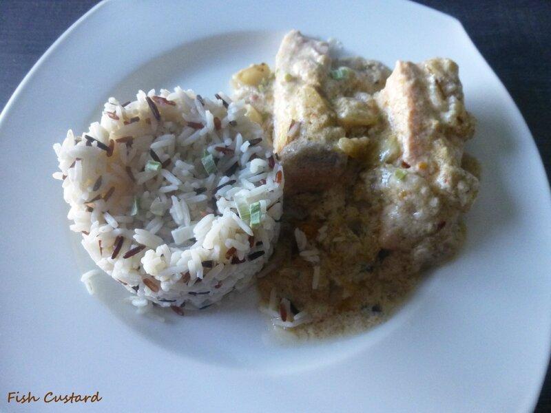 Saumon au lait de coco et beurre de cacahuète (4)