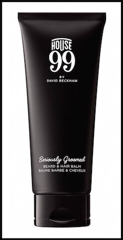 house 99 by david beckham baume barbe et cheveux