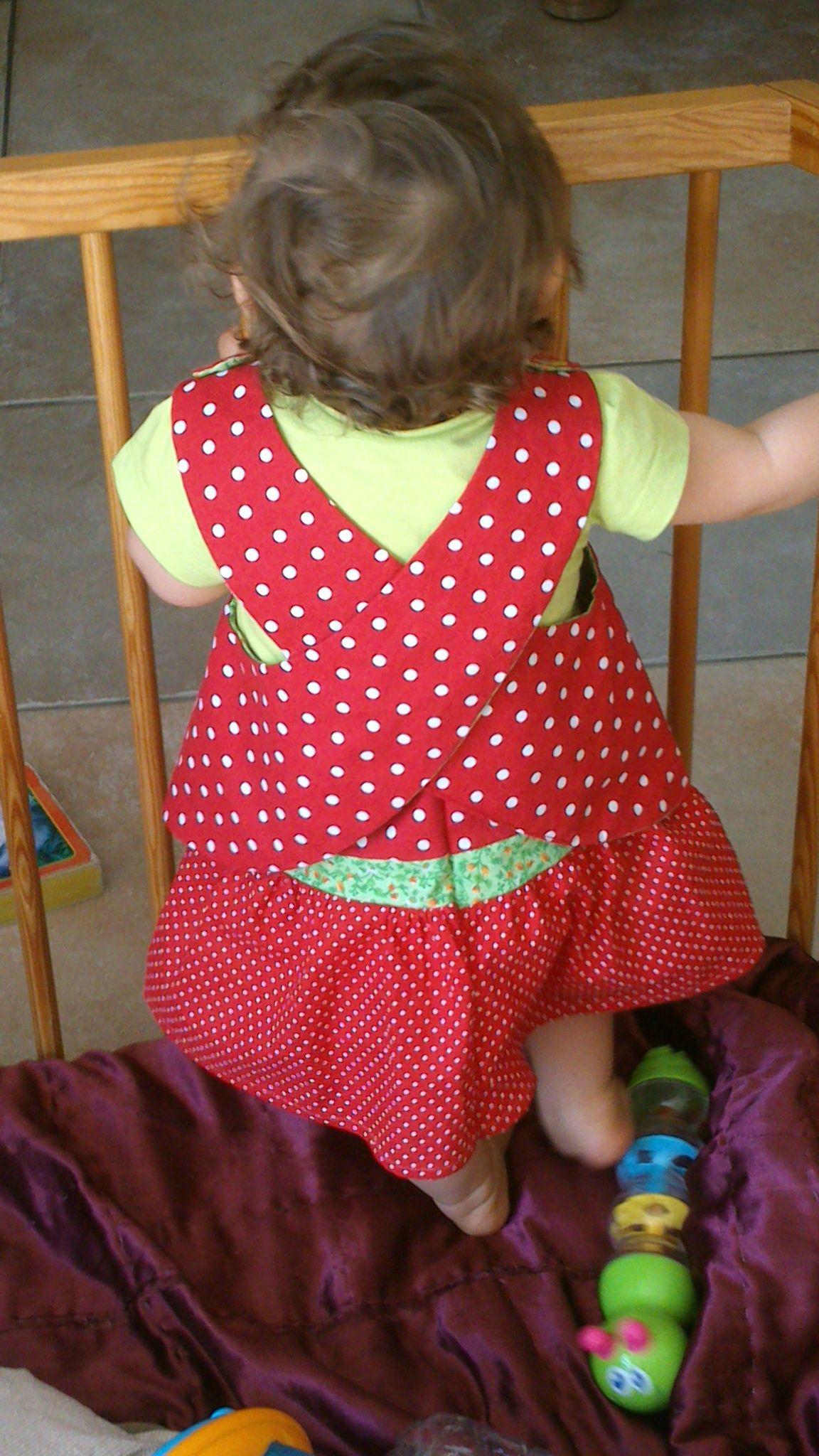 La petite jupe rouge