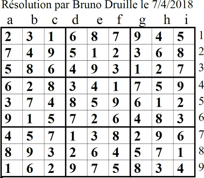 ResolutionBrunoDruilleSudokuExpert341LeMonde