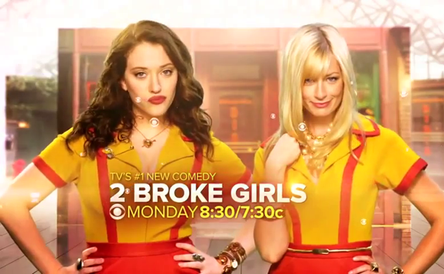 2 Broke Girls !