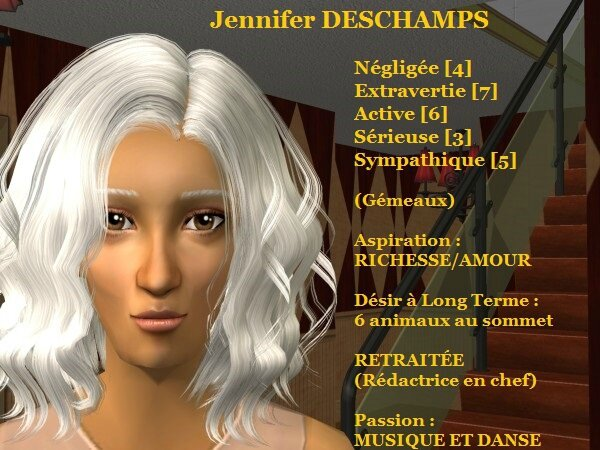 Jennifer DESCHAMPS