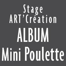 AC-Album MINI POULETTE