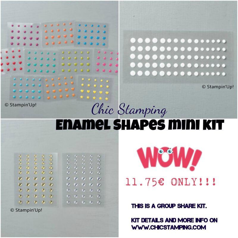 Chic Stamping Enamel mini kit2