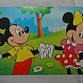 Minnie Mouse carte Nesley (1)