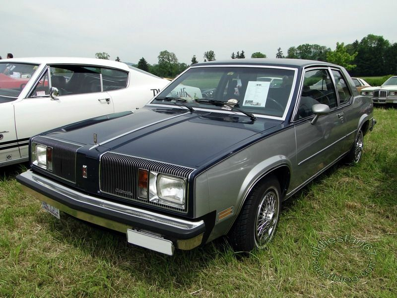 Oldsmobile Omega Brougham Coupe 1980 Oldiesfan67 Quot Mon