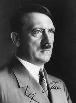 Adolf Hitler - Signed Photo - Germany - Occult History Third Reich - Peter Crawford