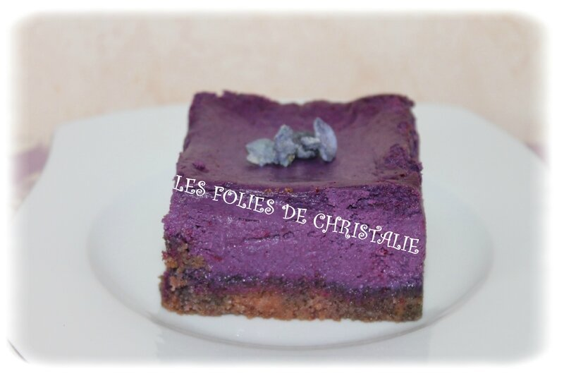 Purple cristal 2