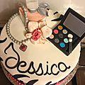 Gâteau La vie est belle ...