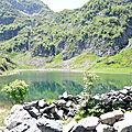 Lac d'Er, arrivée au lac, vue Nord (64)