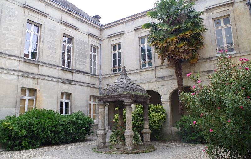 && couvent des Récollets (1)