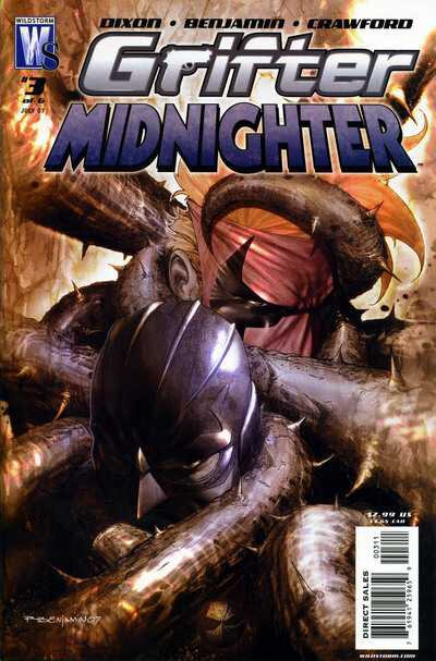 wildstorm grifter midnighter 03