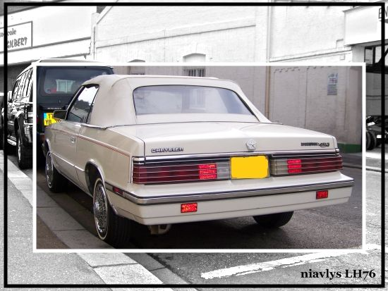 Chrysler Le Baron 4