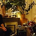 Jean-brice godet, sylvain darrifourcq jazz@ home (13 nov 15)