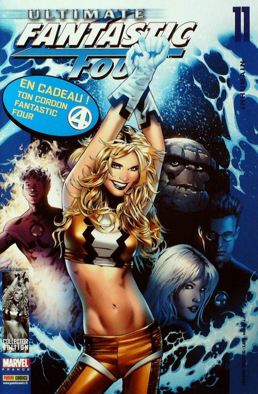 ultimate fantastic four 11