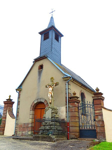 HOMMARTING (chapelle)