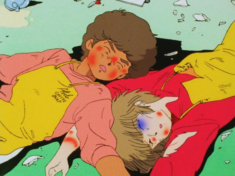 Canalblog Japon Anime Kimagure Orange Road Violence Episode27 16