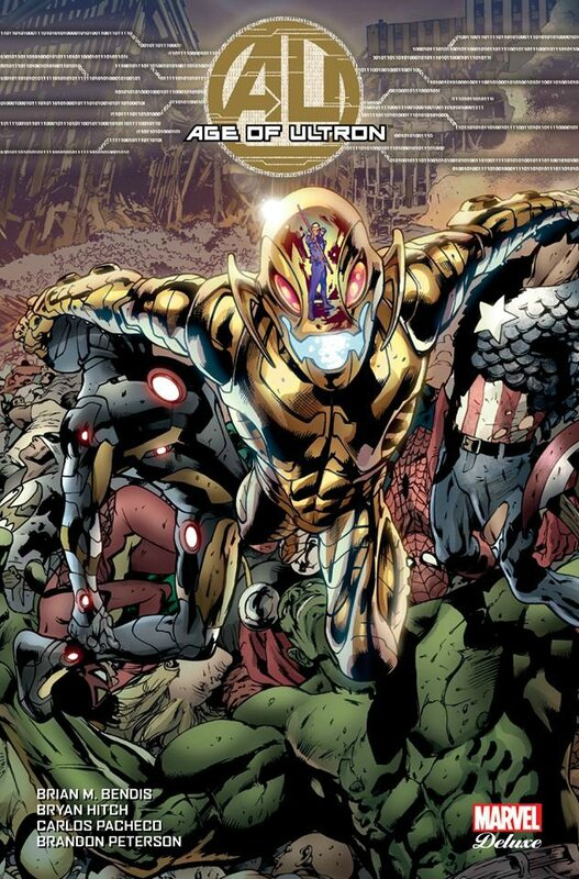 marvel deluxe age of ultron