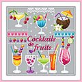 Cocktails de fruits