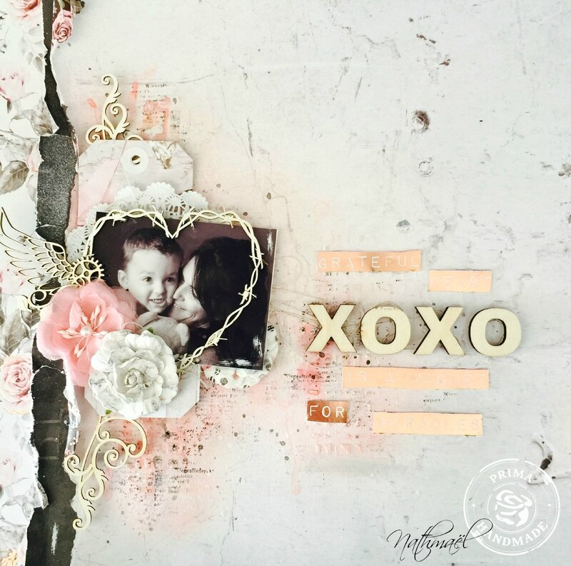 XOXO Layout 1 Rose Quart Nathz