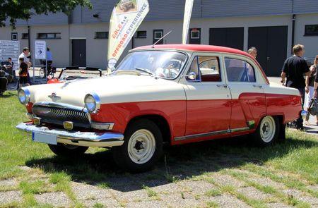 Gaz wolga type M21 (RegioMotoClassica 2011) 01