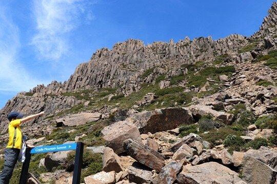 Cradle mountain38