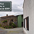Vieillevigne (44), rue de la Duchesse de Berry