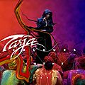 Colours in the dark, de tarja