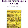 La poésie mystique Peule du Mali - Christiane Seydou