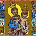 Saint joseph des artistes
