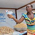 Centrafrique : la ville de obo accueille la première foire aux semences dans le cadre de la campagne agricole 2018
