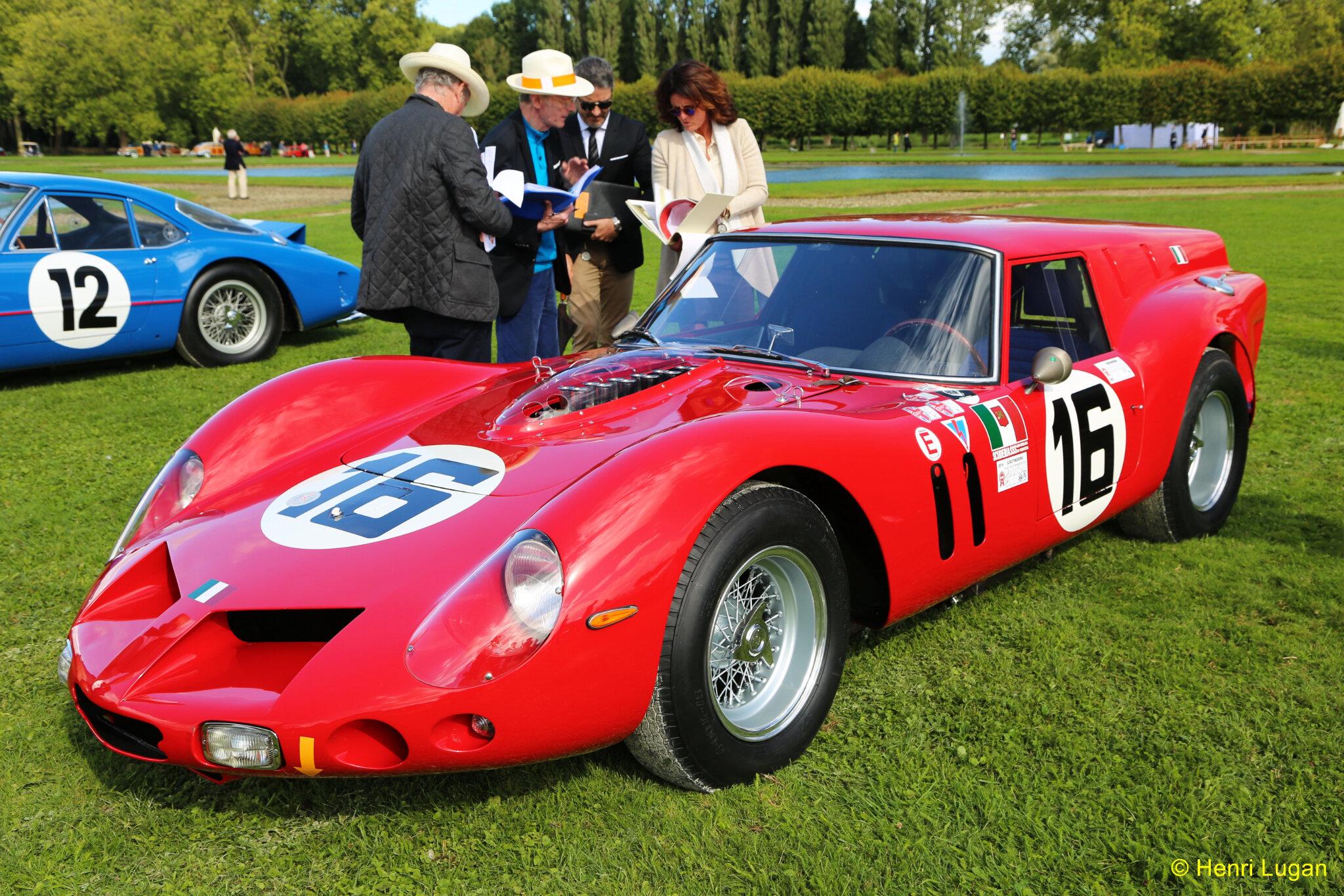 Ferrari 250 GT SWB Breadvan #2819GT_35 - 1962 [I] HL