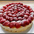Tarte aux fraises trop fastoche comme dirait l'autre ! : 3,48 euros !