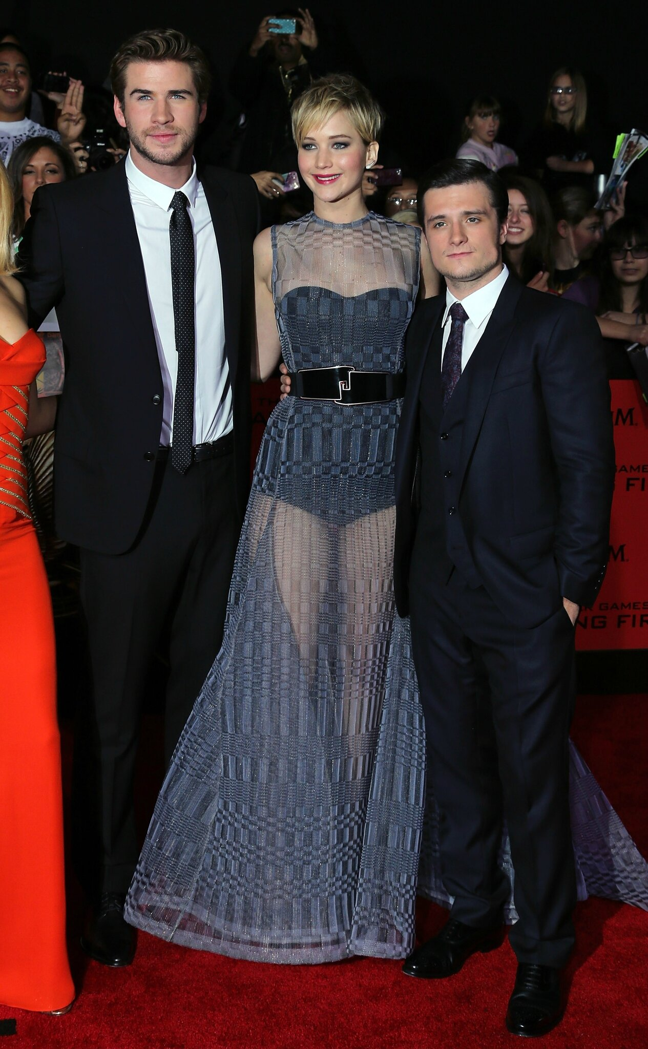 Catching Fire LA Premiere03