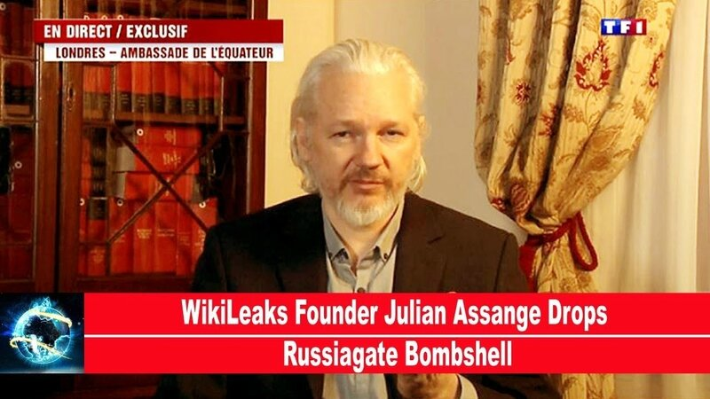 Julian Assange and Russiagate