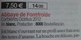 Fontfroide-Occelus--guide-des-meilleurs-vins-à-moins-de-20-euros-2014-part1