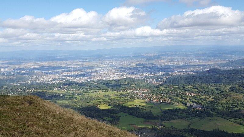 Puy de Dôme - Clermont-Ferrand