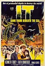 affiche it came from beneath sea