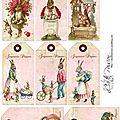 FichePaques étiquettes lapin11X5,5