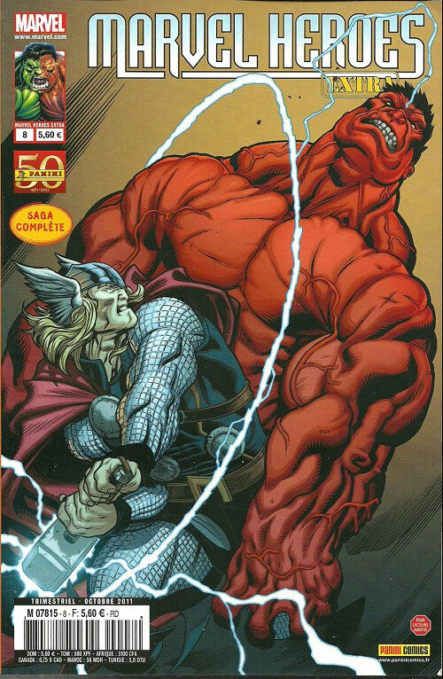marvel heroes extra 08 red hulk