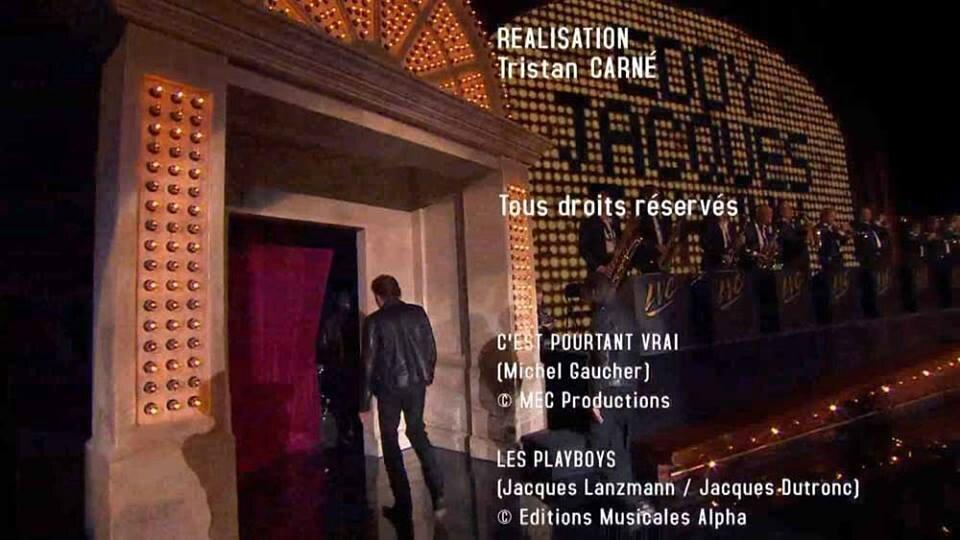 N° 52 le 09 novembre 2014 les Vieilles Canailles en directe de paris Bercy (52)