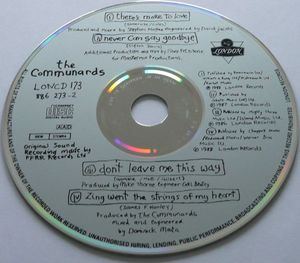 There s more to love MCD UK disc