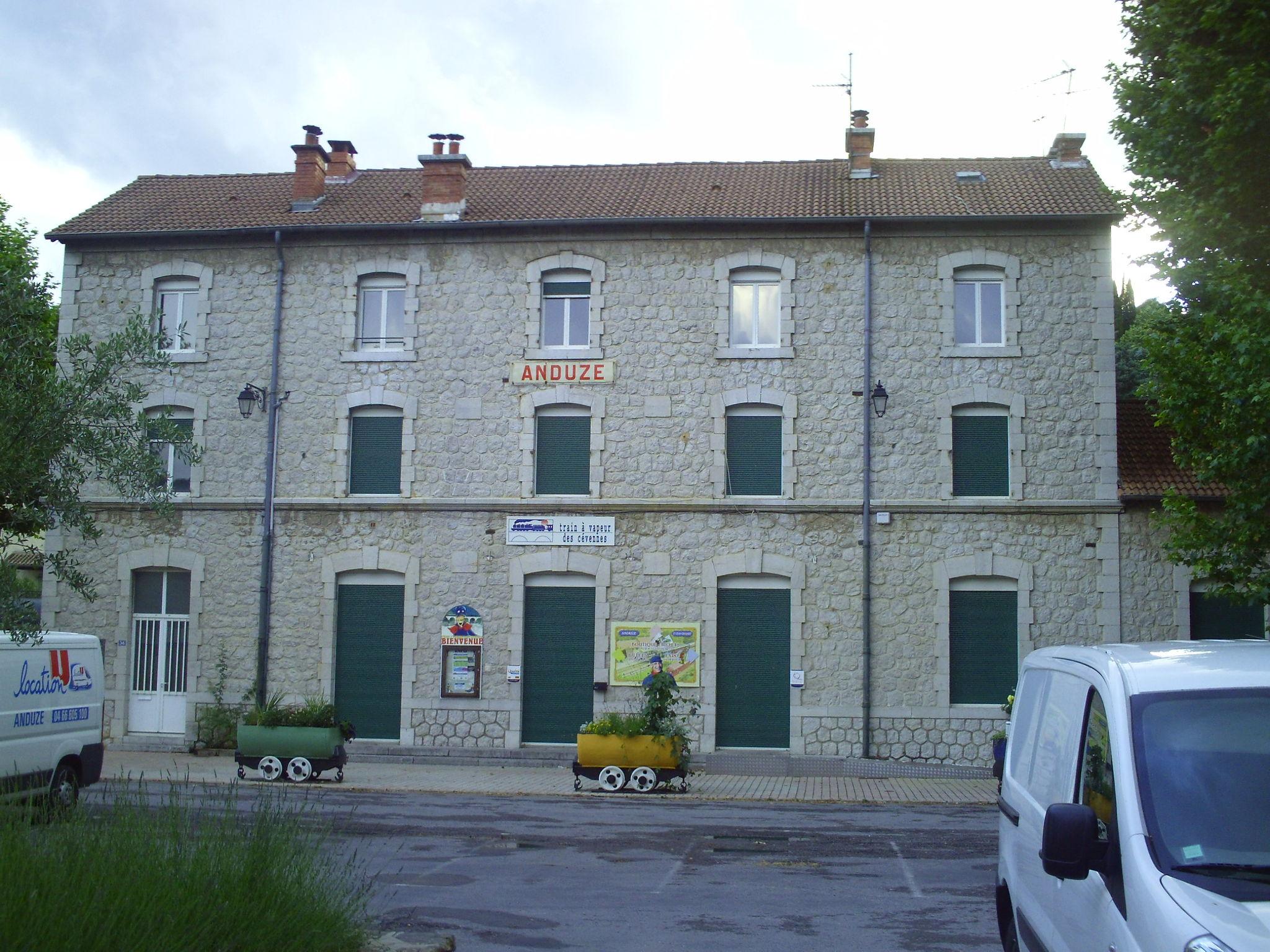 Anduze (Gard)