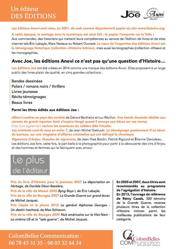 Page 3 dossier de presse Jacques Sauvage - Une femme de choix (1)
