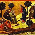 5 portraits de jésus christ : chapitre 3 - jésus, l'homme seul et abandonné
