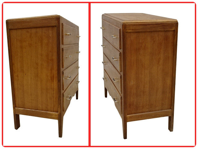 commode vintage 1950